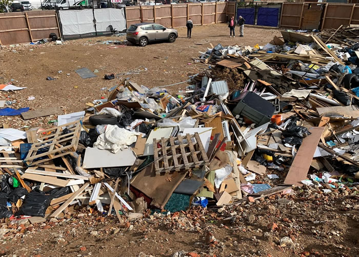 ProBlock Fly Tipping Waste Clearance