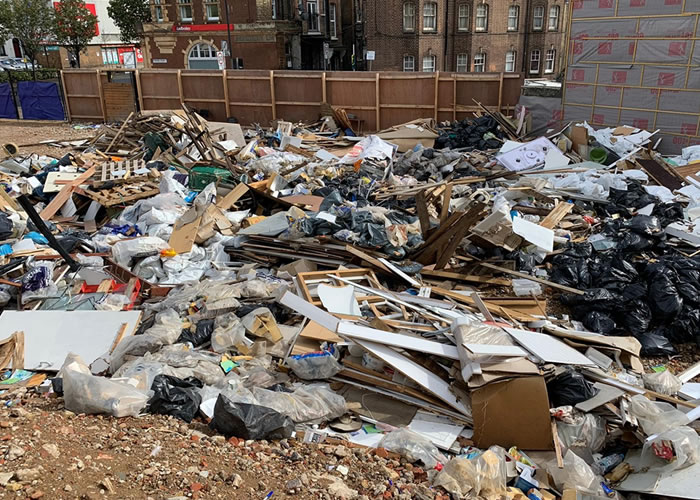 What Are The Different Types Of Commercial Waste?